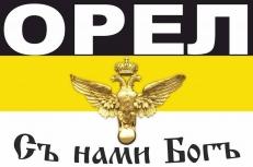 Имперский флаг Орла на Русский марш фото