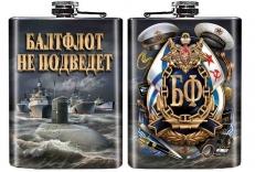 """Фляжка ВМФ """"Балтфлот не подведет"""" фото"""