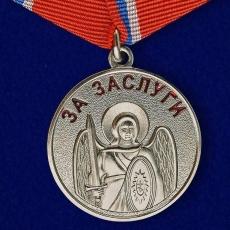 """Казачья медаль """"За заслуги"""" фото"""