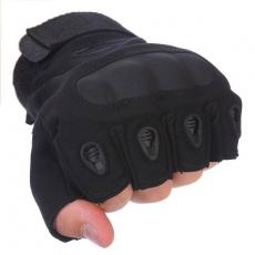 Перчатки кевларовые беспалые №6 фото