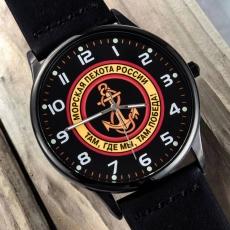 Командирские часы «Морская пехота» фото