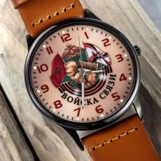 Командирские часы «Войска связи» фото