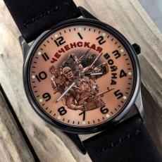 Командирские наручные часы «Чеченская война» фото