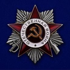 Орден Отечественной войны 2 степени (Муляж) фото