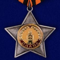 Орден Славы 2 степени (муляж) фото