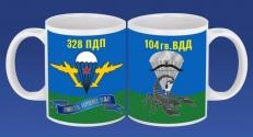 Кружка ВДВ 328 ПДП 104 гв.ВДД фото