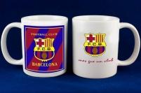 """Кружка """"FC Barselona"""""""