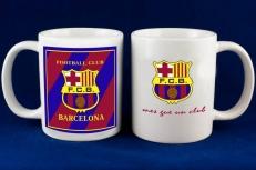 """Кружка """"FC Barselona"""" фото"""