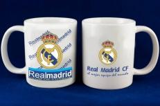 """Кружка """"Real Madrid FC"""" фото"""