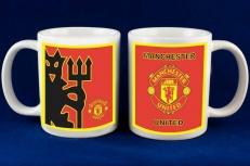 """Кружка """"FC Manchester United"""" фото"""