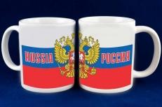 "Кружка ""Россия""  фото"