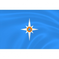 Ведомственный флаг МЧС России фото