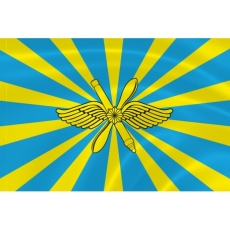 "Флаг ""ВКС"" Воздушно-Космических Сил России фото"