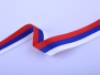 Лента с флагом России