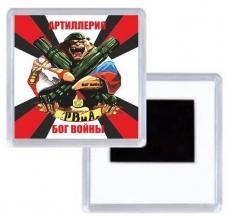 "Магнитик РВиА ""Артилерия - Бог войны"" фото"