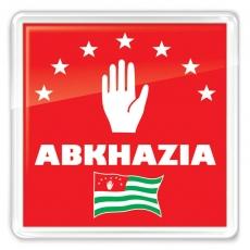 Магнитик «Абхазия» фото