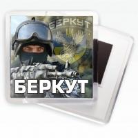 """Магнитик """"Боец Беркута»"""