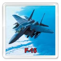 Магнитик «F-15»