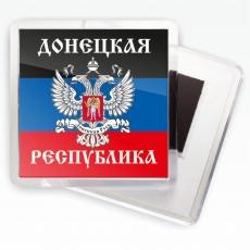 Магнит ДНР фото