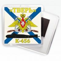 Магнитик Флаг К-456 «Тверь»