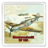 Магнитик «MESSERSCHM ITT BF-109»
