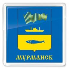 Магнитик «Мурманск» фото