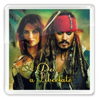 Магнитик Пиратский «Джек»