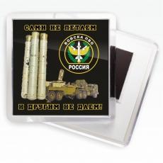 Магнитик «Войска ПВО» новый фото