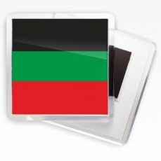 Магнитик Старый флаг «Терское казачье войско» фото
