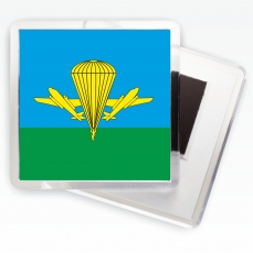 Магнитик «ВДВ РФ» новый фото