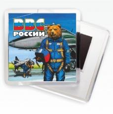 Магнитик ВВС «Медведь» фото