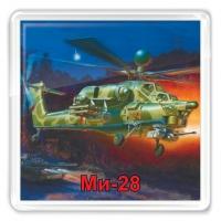 Магнитик ВВС «МИ-28»