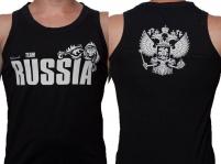 Майка «Russia»