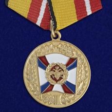 Медаль МО «За воинскую доблесть» 1 степени фото