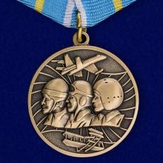 """Медаль """"100 лет Военной авиации России"""" 1912-2012 фото"""