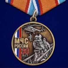 """Медаль """"30 лет МЧС России"""" фото"""