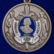 Медаль к 300-летию полиции России фото