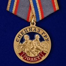 """Медаль """"70 лет Спецназу ГРУ"""" фото"""