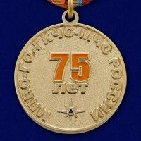 """Медаль """"75 лет Гражданской обороне"""" МЧС"""