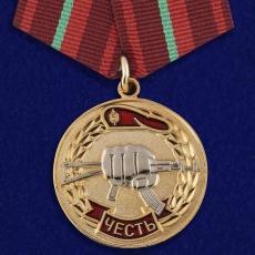 Медаль «Честь» За заслуги перед спецназом фото