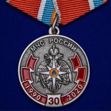 Медаль к 30-летию МЧС России фото