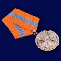 Медаль МЧС «За отличие в ликвидации последствий ЧС»