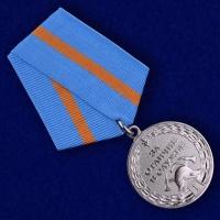 Медаль МЧС «За отличие в службе» 1 степень