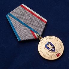 """Медаль """"Охранно-конвойная служба МВД РФ"""" фото"""