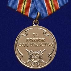 Медаль МВД РФ «За боевое содружество» фото
