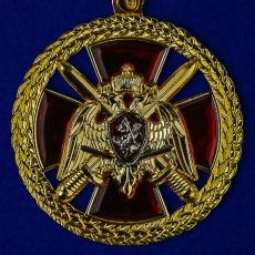 """Медаль Росгвардии """"За боевое отличие"""" фото"""