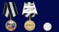 Медаль Спецназа ВМФ «Ветеран»
