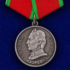 "Медаль ""Александр Суворов"" фото"