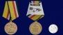 """Медаль """"Участнику военной операции в Сирии"""" МО РФ"""