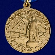 """Медаль """"В память 250-летия Ленинграда"""" фото"""